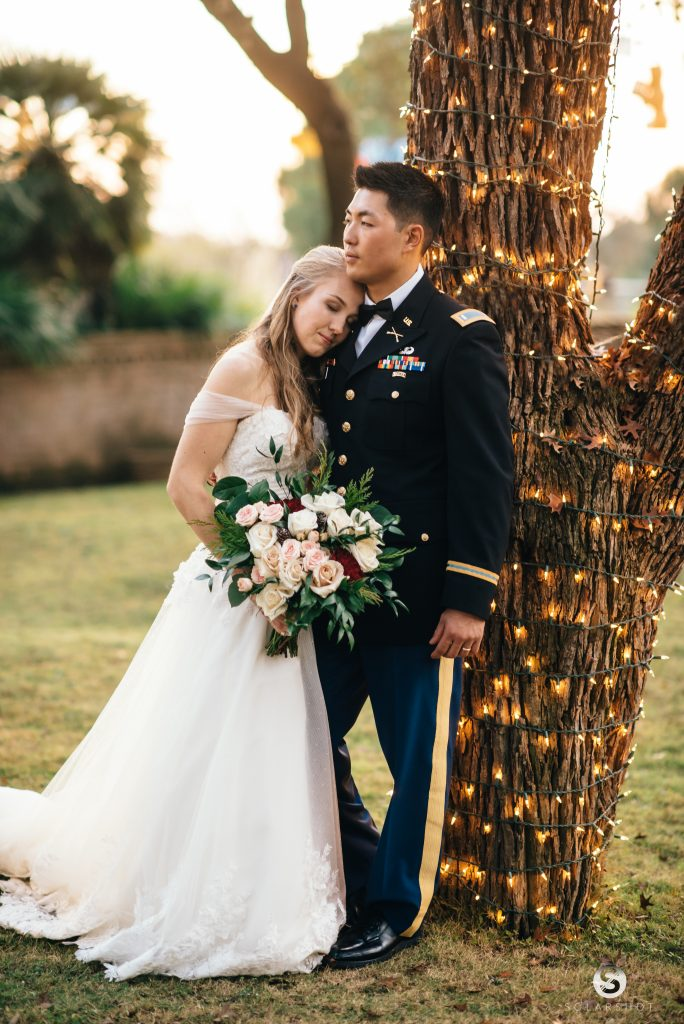 Solarshot Weddings San Antonio Wedding Photographer San Antonio Garden Center Is the Perfect Setting for Weddings and Receptions